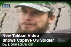 New Taliban Video Shows Captive US Soldier