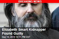 Elizabeth Smart Kidnapper Found Guilty