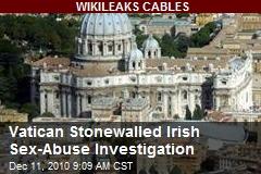 Vatican Stonewalled Irish Sex-Abuse Investigation