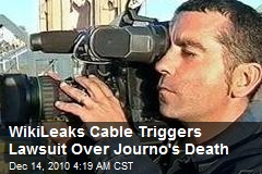 Leaked Cable Triggers Lawsuit Over Journo's Baghdad Death