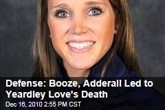 Defense: Cardiac Arrhythmia Killed Yeardley Love