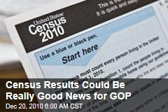 Census Results Could Be Really Good News for GOP