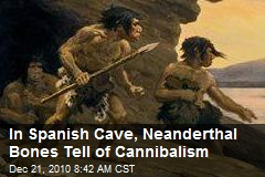 In Spanish Cave, Neanderthal Bones Tell of Cannibalism