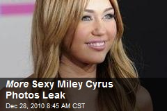 More Sexy Miley Cyrus Photos Leak