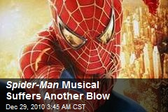 Spiderman Star Quits After Injuries