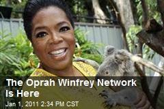 Oprah Winfrey Network Launches