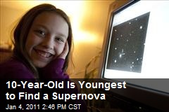 Kid Discovers Supernova