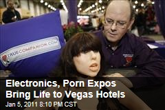 Geeks and Porn Stars Getting Screwed By Vegas