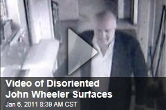 Video of Disoriented John Wheeler Surfaces
