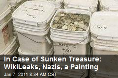 In Case of Sunken Treasure: WikiLeaks, Nazis, a Painting