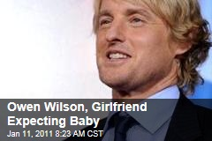 Owen Wilson, Girlfriend Expecting Baby