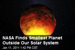 NASA Finds First Rocky World Outside Our Solar System