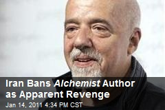 Iran Bans Alchemist Author as Apparent Revenge