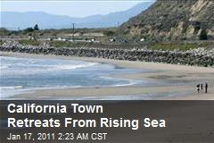 Ventura Retreats From Rising Sea in $4.5M Project