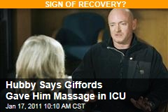 Giffords' Husband Willing to Meet Loughner's Parents