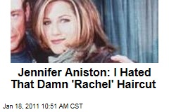 Jennifer Aniston: 'The Rachel' Haircut From 'Friends' Was the 'Ugliest Ever'