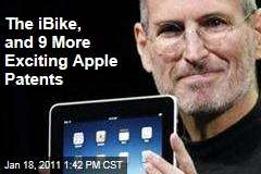 The iBike, and 9 More Exciting Apple Patents