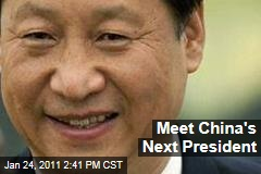Meet China's Next President