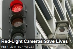Red-Light Camera Save Lives