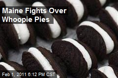 Maine Fights Over Whoopie Pies