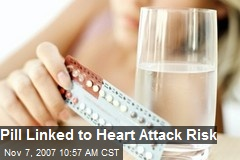 Pill Linked to Heart Attack Risk