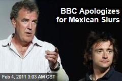 BBC Sorry for Top Gear Mexican Slur