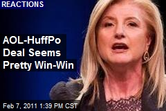 AOL-HuffPo Deal Seems Pretty Win-Win