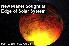 New Planet Tyche May Lie at Outer Edge of Solar System