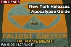 New York Releases Apocalypse Guide