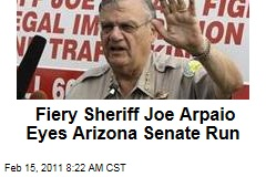 Sheriff Joe Arpaio Considering Run for Jon Kyl's Senate Seat