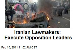 Iran Protests: Hardline Iranian Lawmakers Call for Opposition Leaders to Face Trial, Death Penalty