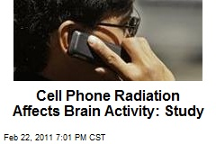 Talking on Your Cell Phone Changes Brain Activity