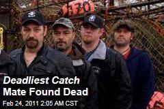 Deadliest Catch Fisherman Found Dead