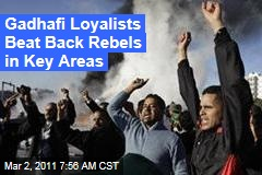 Libya Protests: Pro-Gadhafi Forces Battle Rebels, US Warships Enter Suez Canal, But No-Fly Zone Seems Unlikely