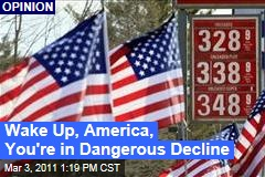 America in Decline: Time's Fareed Zakaria Says the US Is Making All the Wrong Decisions