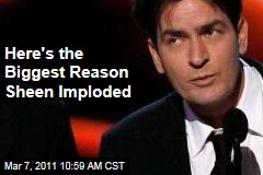 Charlie Sheen News: Here's the Biggest Reason He Turn Into Such a Trainwreck