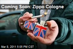 Coming Soon: Zippo Cologne
