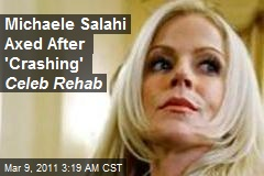 Michaele Salahi Axed After 'Crashing' Celeb Rehab