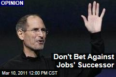 Steve Jobs Succession Plan Bound to Be Magical