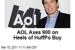 AOL Layoffs: On Heels of HuffPo Buy, Media Giant Axes 900 Jobs