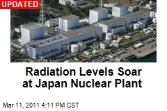 Japan Nuclear Plant Will Vent Small Amount of Slightly Radioactive Vapor to Reduce Pressure