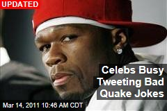 50 Cent's Japan Earthquake Tweets Anger Twitter Users