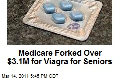 Medicare Paid for Viagra: Audit