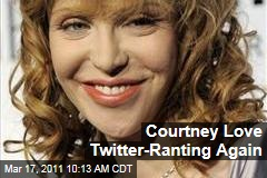 Courtney Love Back on Twitter ... Maybe
