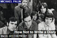 Diary Advice from Monty Python Diarist Michael Palin