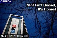 Steve Inskeep: NPR Isn't Biased, It's Honest and Attracts Conservatives, too