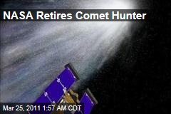 NASA Retires 'Stardust' Comet Hunter