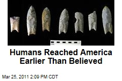 Archeological Find at Buttermilk Creek, Texas, All but Disproves Clovis Theory of Migration