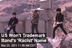 The Slants: US Won't Trademark Band's 'Racist' Name