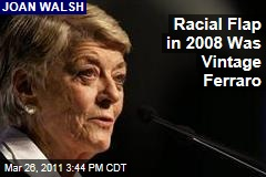 Geraldine Ferraro Deserves Better Than to Be Remembered for 2008 Racial Comments